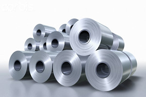 Rolls of Sheet Metal